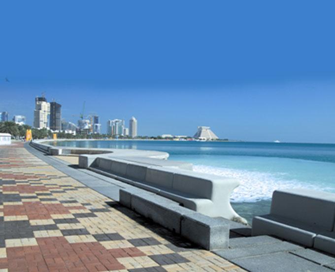 Corniche-Landscaping